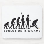 evolution hockey mouse pad