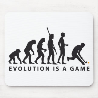 evolution hockey mouse pad