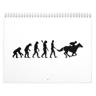 Evolution horse racing calendar