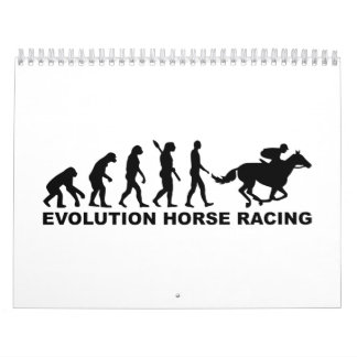 Evolution horse racing calendar