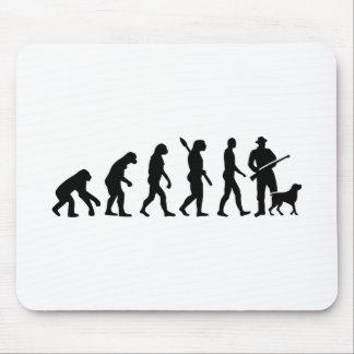 Evolution Hunter Mouse Pad