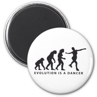 evolution ice dance magnet