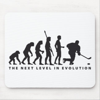evolution icehockey mouse pad