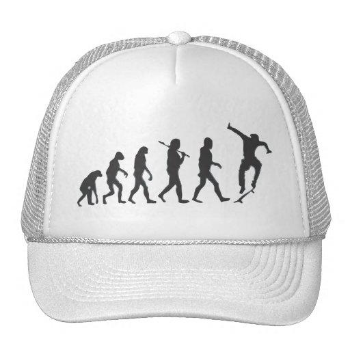 Evolution in White Hat