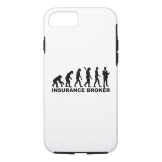 Evolution insurance broker iPhone 7 case