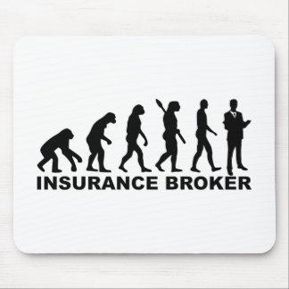 Evolution insurance broker mouse pad