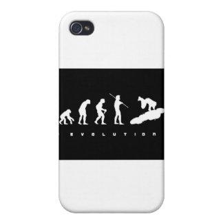 Evolution iPhone 4/4S Cases