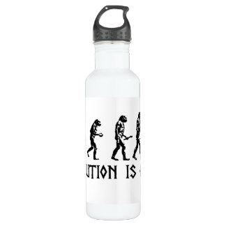 Evolution is Fact 24oz Water Bottle