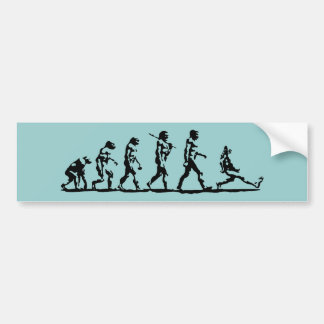 Evolution is Natural Bumper Sticker
