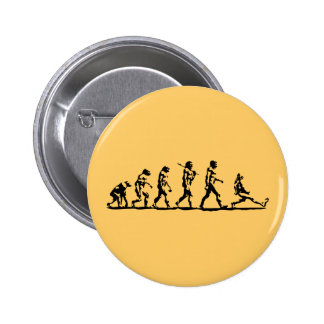 Evolution is Natural Pinback Button