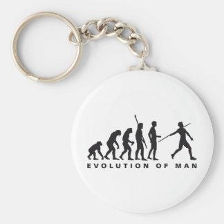 evolution javelin thrower schlüsselbänder