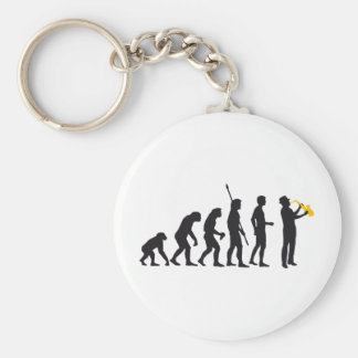 evolution jazz keychain