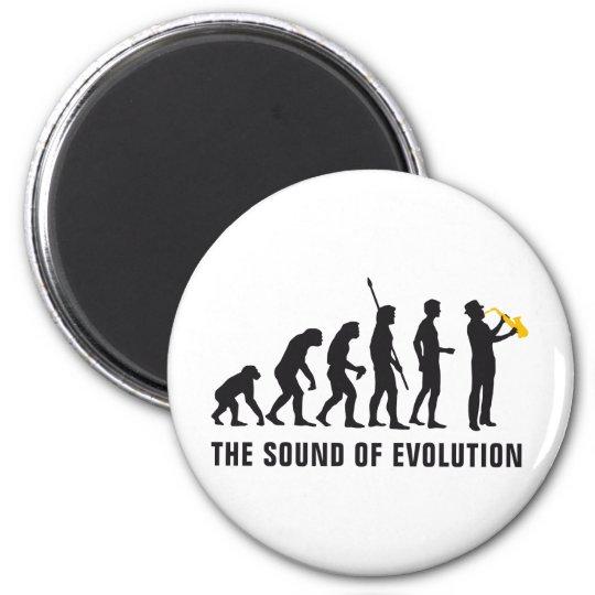 evolution jazz magnet