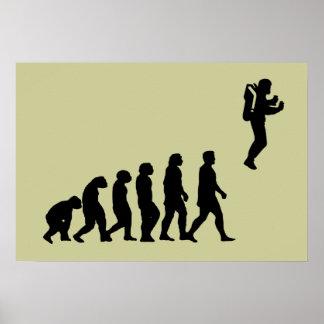 Evolution Jetpack poster