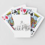 Evolution.jpg extranjero baraja de cartas