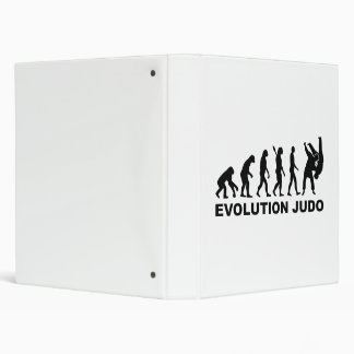 Evolution Judo Binder