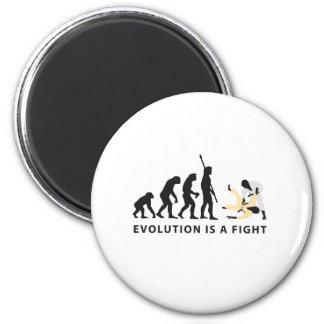 evolution judo imán redondo 5 cm