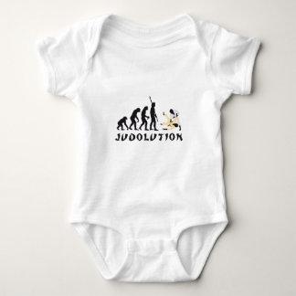 evolution judo polera