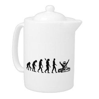 Evolution Kart Teapot
