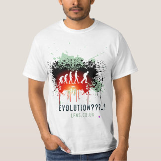 Evolution/Keep Left Value T-Shirt