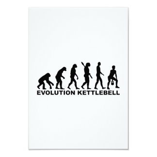 Evolution Kettlebell Card