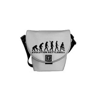 Evolution Kettlebell Messenger Bag