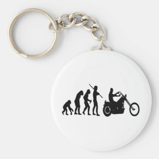 Evolution Key Chain