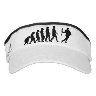 Evolution Lacrosse visor hat Headsweats Visors