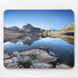 Evolution Lake- John Muir Trail Mousepads