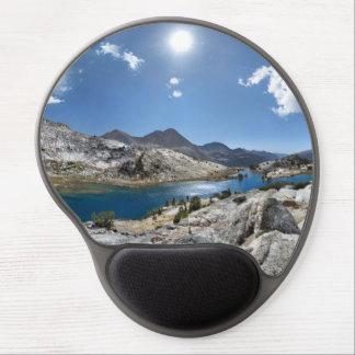 Evolution Lake Panorama - John Muir Trail Gel Mouse Pad