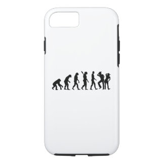 Evolution line dance iPhone 8/7 case
