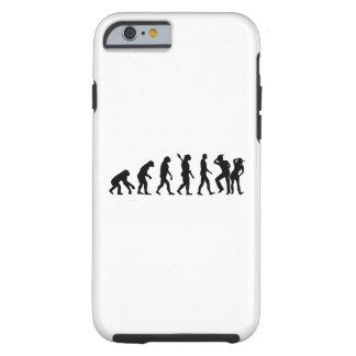 Evolution line dance tough iPhone 6 case
