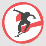 Evolution Logo Classic Round Sticker