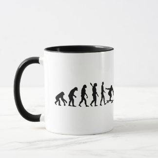 Evolution Longboard Mug