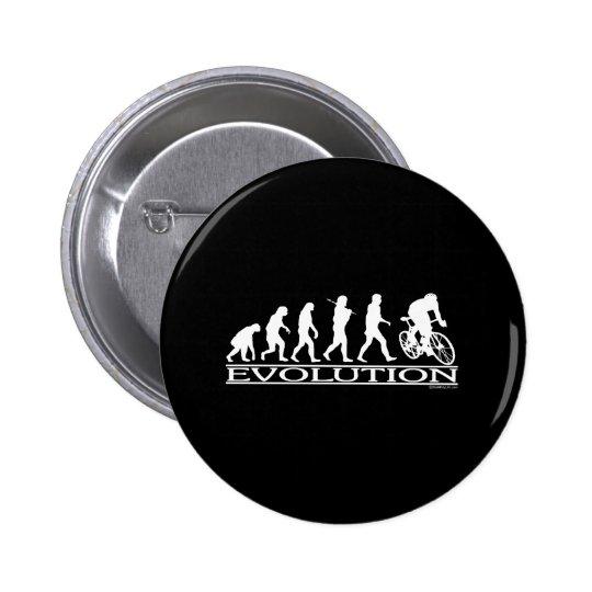 Evolution Male Cyclist Button
