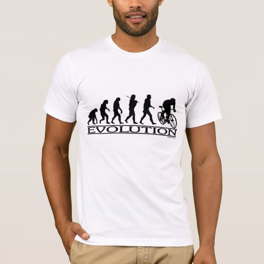 Evolution Male Cyclist T-Shirt