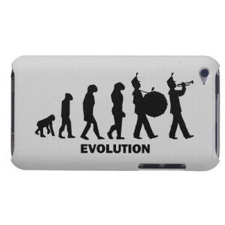 evolution marching band barely there iPod cover