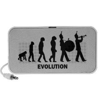 evolution marching band mini speaker