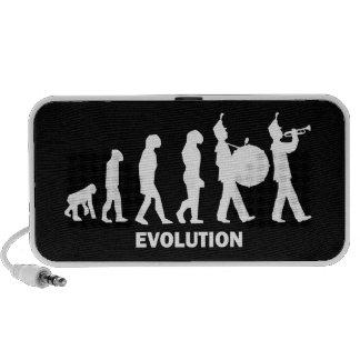 evolution marching band travel speaker