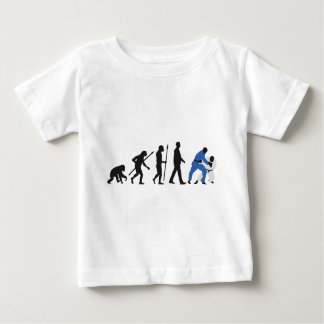 evolution martially kind baby T-Shirt