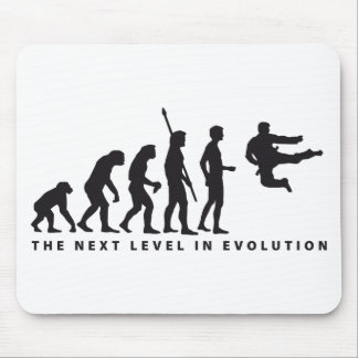 evolution martially kind mouse pad