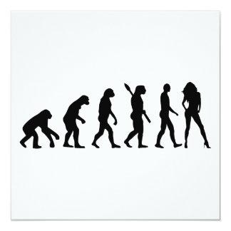Evolution model card