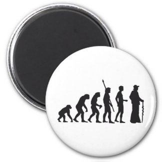 evolution more carpenter magnet