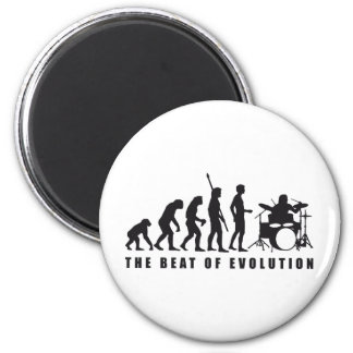 evolution more drummer magnet