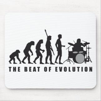evolution more drummer mouse pad