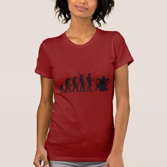 evolution more drummer T-Shirt