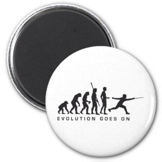 evolution more fencer magnet