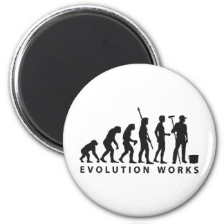 evolution more painter magnet