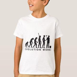 evolution more painter T-Shirt