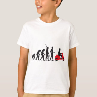 evolution more scooter T-Shirt